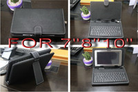 Wholesale Special Promotions USB keyboard leather case for inch Android Tablet pc epad apad
