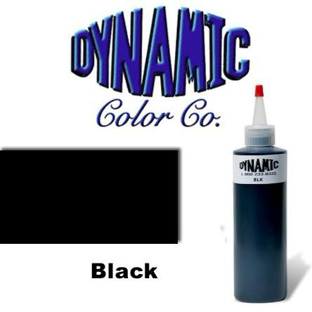 8oz dynamic black tattoo ink 240ml pigment top for body for Dynamic black tattoo ink review