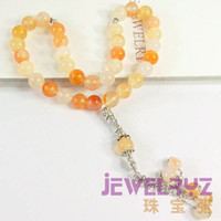 Wholesale Religious Promotion Carnelian Agate Islamic Muslim Prayer Beads YT138