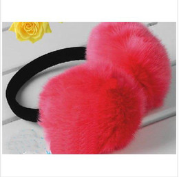 Wholesale Rabbit ears set of ears copy bag ear cover ears in warm adjustable unsex type well sale yuhjn