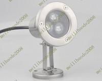 Wholesale 2pcs C51 W LED Swimming Pool Spot Light Waterproof IP68 DC V