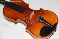 4/4 size Acoustic Orange New - High-end European feed 4 4 violin EUR4000