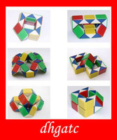 Wholesale Rubik s Snake Rubik s Twist Colorful transformable Twist Puzzle Rubik s Cube
