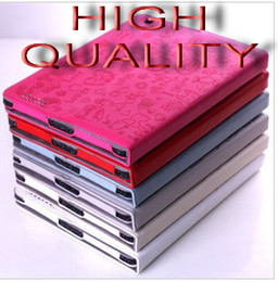 Wholesale Price Discount colors for ipad2 Tablet PC Protector Pouch smart cover leaher case Lightw