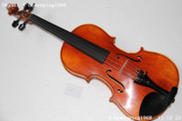 4/4 size Acoustic Chocolate New -High-Grade 4 4 violin MAPLE A12E