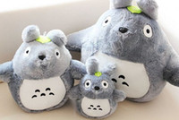 Wholesale Cartoon My Neighbor Totoro Best Totoro Plush Toy Plush Doll cm Style Mixed Order toy2011