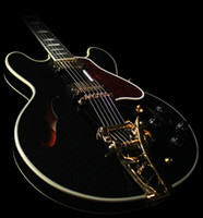 6 Strings bigsby - best china guitar Custom Shop Electric Guitar with Bigsby OEM Musical Instruments