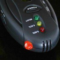 Wholesale Hot Goods Accurate Breath Alcohol Tester Flashlight Analyzer Breathalyzer LCD Mini Key Chain Style