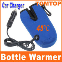 Wholesale 12V Universal Travel calefactor Heater for Baby feeder Kid Bottle feeder Warmer Heater in Car H4952