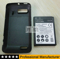 atrix battery cover - For Motorola Atrix MB865 Extended Battery Back Cover door for MB865 batteries mAh pc