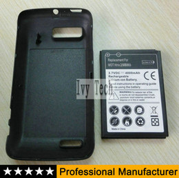 Wholesale For Motorola Atrix MB865 Extended Battery Back Cover door for MB865 batteries mAh pc