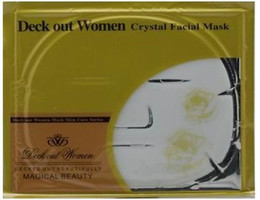 Wholesale Best Margin Collagen Facial Mask Deck Out Women Crystal Facial Mask You Will Know True Quality