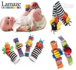 Wholesale Lamaze Bee ladybug bell Socks Socks baby socks children socking