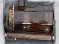 Wholesale China musical instrument GaoHu black wingceltis high quality goods erhu black wingcelti