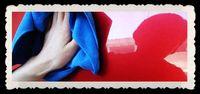 Wholesale 10pcs Washing car towel for Superfine fiber amp Blue color Multi function towel