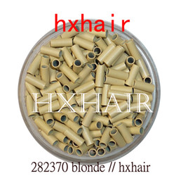 20000pcs 2.8mm Copper Tube Micro Rings   Links Beads   Black D-Brown Brown L-Brown Blonde