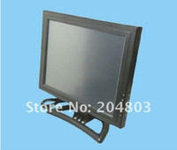 "New 15'' Desktop 15"" inch Stand Touch Screen LCD Monitor w VGA TFT POS Free Shipping"