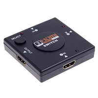 Wholesale Mini Port P Video HDMI Switch Switcher Splitter C1184