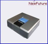 New UNLOCKED Linksys SPA- 3000 VoIP FXS FXO PSTN Phone Adapte...