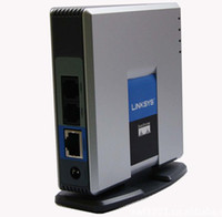 Wholesale Linksys PAP2 VOIP SIP ATA Phone Adapter