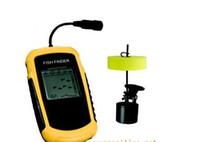 100m Sonar Sensor Fish Finder Alarm Beam Transducer