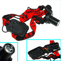 Wholesale Super W LED Headlamp Flashlight HeadTorch Headlight