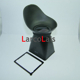 Wholesale 2 x Camera LCD Viewfinder Extender Eyecup Magnifier for CANON EOS D Mark II D D Ti1