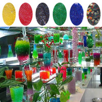 Wholesale 12 Magic Crystal Soil Mud Water Beads For Flower amp Plant
