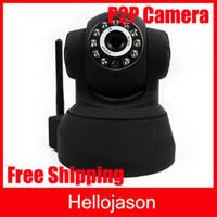 Wholesale P2P Camera Wi Fi Internet PTZ Dual Audio Wireless IP Camera