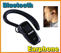 Wholesale New Super mini Universal Mobile H200 Wireless Bluetooth Headset Stereo Earphone headphone Handsfree
