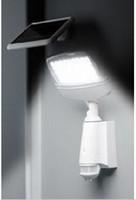 IP67 Garden 220V, 240V solar wall light with solar panel + infrared sensor +45 Leds , for garden and street light