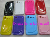 Soft TPU case For HTC G10 G11 G10G11 back cover 8 colors ski...