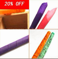 Wholesale Indian Supreme Ear Candles With Earplug Fragrance Ear Candle Speaker Type Color pair