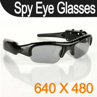 Wholesale Mini DV DVR Spy Sun glasses Camera Audio Video Recorder