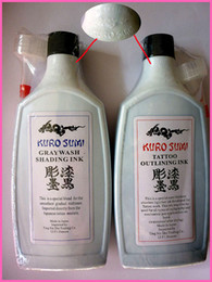 Wholesale Tattoo Kuro Sumi Inks For Shading amp Lining Bottles of Kuro Sumi Combo Inks ml