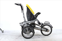 Wholesale New Foldable Child Baby Carrier Bicycle Baby Bike Parent Baby Bicycle Gift Present Mother and Baby Tricycle Baby Bicycle