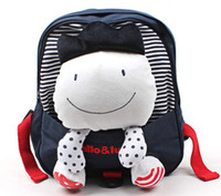 Wholesale kids schoolbag Small Children Schoolbag baby schoolbag kids backbag baby bag A0028B