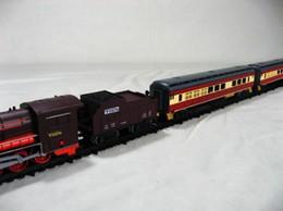 Best Train Toy building blocks set High Quality Electric Train toy 7M TRACKhigh quality 2pcs