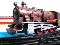Wholesale Best Train Toy building blocks set High Quality Electric Train toy M TRACK toy2011