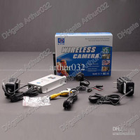 Wholesale 2 GHz Hidden Wireless Spy Camera Kit Built in Micro