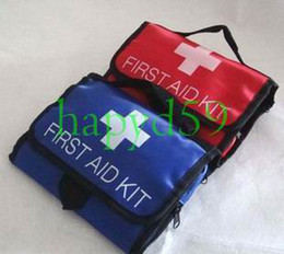 Wholesale home medical bag accessories bicycle car medical kit outdoor first aid kit camping first aid kits