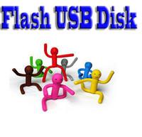 Wholesale USB drive USB disk bendable man GB usb stick uwte usb key usb flash drive usb memory