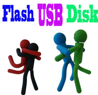 Wholesale bendable man GB usb stick USB drive USB disk uwte usb key usb flash drive usb memory