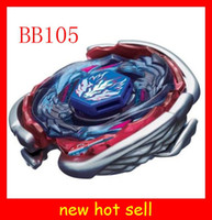 Wholesale 4D BB105 Big Bang Pegasus Beyblade Metal Fusion Masters Launcher KIDS TOYS GIFT