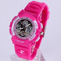 Wholesale lovely Children Digital Sports Watch for Gifts