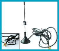 GSM Antenna 433Mhz 5dbi SMA Plug straight with Magnetic base...