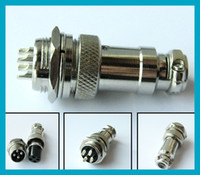 Wholesale 16mm Pin screw type Electrical Plug socket Connector