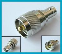 Free shipping BNC - UHF adapter BNC Jack female to UHF Plug ...