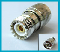 Free shipping N- UHF adapter UHF(L16) Jack female to N Plug m...