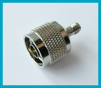 10pcs lot N to SMA adapter N male to SMA female straight con...